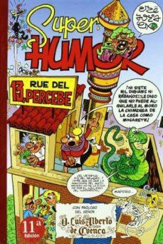 super humor nº 35: 13 rue del percebe-francisco ibañez-f. ibañez-9788466608121