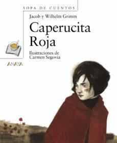 caperucita roja-jacob grimm-wilhelm grimm-9788466725521