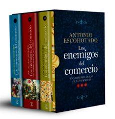 Descargar libros electrónicos de beta TRILOGÍA LOS ENEMIGOS DEL COMERCIO 9788467057621 de ANTONIO ESCOHOTADO (Spanish Edition)