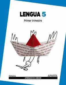 lengua 5. 5º tercer ciclo-9788467832921