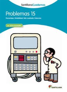 problemas matematicas 15-9788468013121