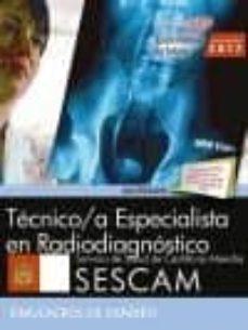 Mrnice.mx Técnico Superior Sanitario De Radiodiagnóstico. Servicio De Salud De Castillala Mancha (Sescam). Simulacros De Examen Image