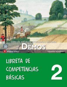 Geekmag.es Nuevo Demos 2º Libreta Competencias Básicas Y Separata Aragón Image