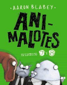 Geekmag.es Animalotes 7 Y 8: Desmadre Prehistorico / Supermalotes Image