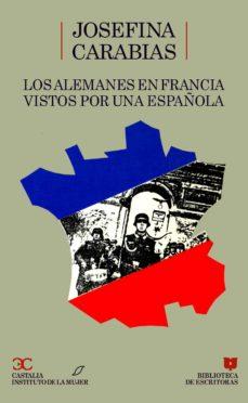Concursopiedraspreciosas.es Los Alemanes En Francia Vistos Por Una Española Image