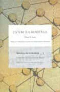 Cronouno.es L ÀTom I La Molecula / Gilbert N. Lewis ; Traducció I Introducció A Càrrec De Josep Castells I Guardiola Image