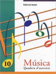 Noticiastoday.es Musica 10 Quadern D Exercicis Image