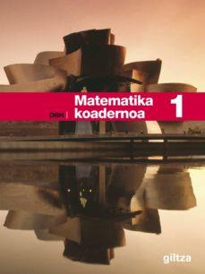 Titantitan.mx Matematika Koadernoa 1. 1º Eso Image