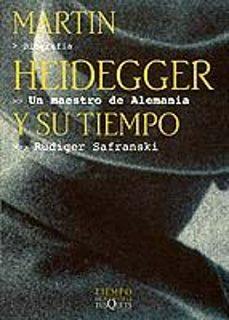 Geekmag.es Un Maestro De Alemania: Martin Heidegger Y Su Tiempo Image