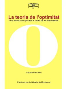 Inmaswan.es Teoria De L Optimitat: Una Introduccio Aplicada Al Catala De Les Illes Bal Image