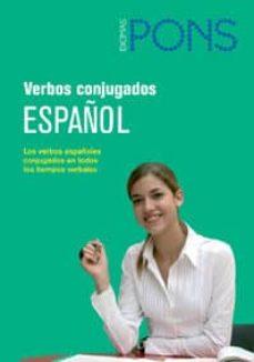 Descargar VERBOS CONJUGADOS ESPAÃ'OL gratis pdf - leer online