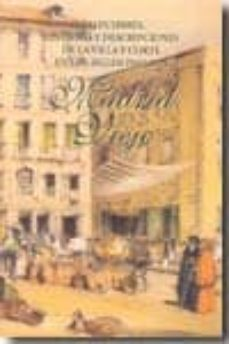 Chapultepecuno.mx Madrid Viejo: Costumbres, Leyendas Y Descripciones Image