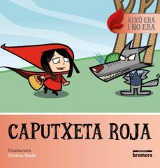 caputxeta roja (valencià)-cristina duran-9788490267721