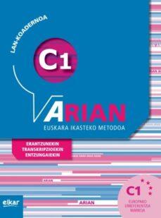 Descargar ARIAN C1 LAN KOADERNOA gratis pdf - leer online