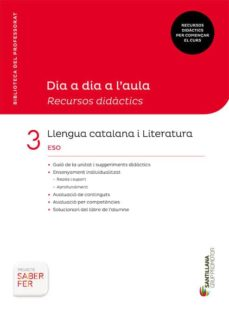 Carreracentenariometro.es Quadern Gramat 3º Secundariacatala Ed 2015 Image