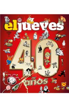 Padella.mx 40 Años De Historia Con El Jueves Image
