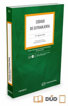 Encuentroelemadrid.es Civitas: Codigo De Extranjeria (19ª Ed.) Image