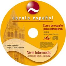 Titantitan.mx Acento Español: Cd Libro Del Alumno (Nivel Intermedio) (Curso De Español Para Extranjeros) Image