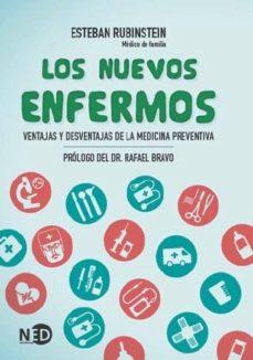 Gratis para descargar bookd LOS NUEVOS ENFERMOS (Literatura española) 9788494442421 de ESTEBAN RUBINSTEIN MOBI CHM iBook