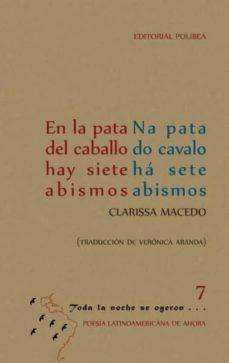 Inmaswan.es En La Pata Del Caballo Hay Siete Abismos / Na Pata Do Cavalo Ha Sete Abismos Image