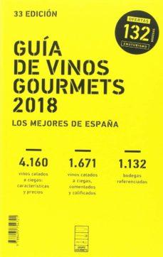 guia de vinos gourmets 2018-9788495754721