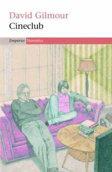 Libros para descargar en ipad CINECLUB MOBI PDF de DAVID GILMOUR en español