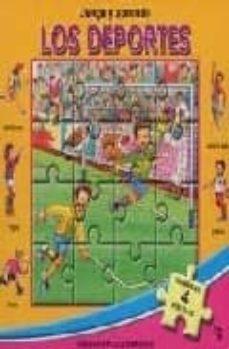 Eldeportedealbacete.es Colec.puzzle Didactico: Los Deportes Image