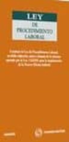 Officinefritz.it Ley Procedimiento Laboral (Doble Version) Image