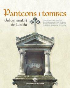 Debatecd.mx Panteons I Tombes Del Cementiri De Lleida Image