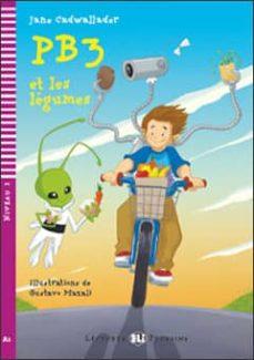 Descargas de libros electrónicos gratis para laptop YOUNG ELI READERS: PB3 ET LES LEGUMES + CD de  9788853605221