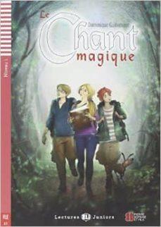 le chant magique + cd-9788853617521