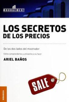 los secretos de los precios-ariel baños-9789506415921