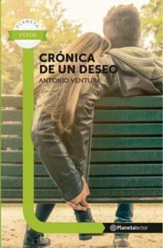 cronica de un deseo - planeta lector (ebook)-antonio ventura-9789584255921
