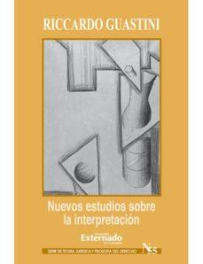 Descargar NUEVOS ESTUDIOS SOBRE LA INTERPRETACION gratis pdf - leer online