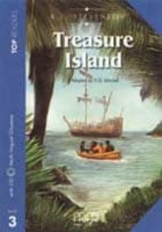 Descargar google books a pdf TREASURE ISLAND STUDENT S PACK (INCL. GLOSSARY+ CD) in Spanish 9789604437221