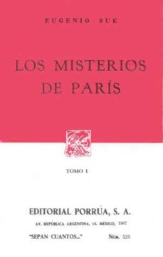 Carreracentenariometro.es Los Misterios De Paris (Vol. I) Image
