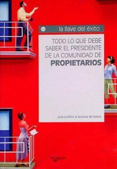 Javiercoterillo.es Todo Lo Que Debe Saber El Presidente De La Comunidad De Propietarios Image