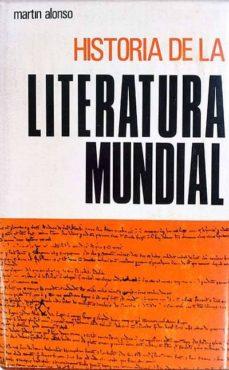 Cronouno.es Historia De La Literatura Mundiali Image