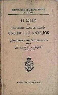 USO DE LOS ANTOJOS - DR. MANUEL VAZQUEZ | Triangledh.org