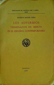 Vinisenzatrucco.it Los Adverbios Terminados En -Mente En El Español Contemporáneo Image