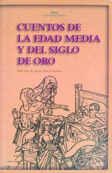 Javiercoterillo.es Cuentos De La Edad Media Y Del Siglo De Oro Image