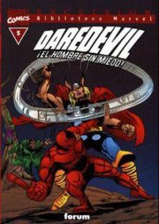 Garumclubgourmet.es Daredevil Nº 5. El Hombre Sin Miedo (Biblioteca Marvel) Image