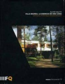 Permacultivo.es Villa Mairea: La Esencia De Una Casa (Dvd) Image