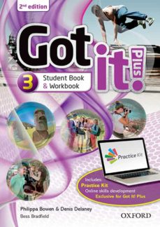 Descarga de libros online GOT IT! PLUS: LEVEL 3: STUDENT PACK: GET IT ALL WITH GOT IT! 2ND EDITION!