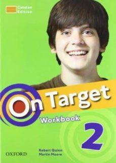 Valentifaineros20015.es On Target 2 Eso Workbook Catalaned 2010 Image