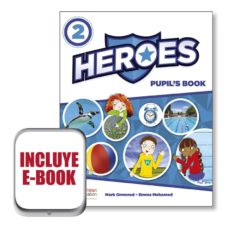 ¿Es posible descargar libros de google? HEROES 2 PUPIL´S BOOK (SRP & PPACK & EBOOK) PACK de