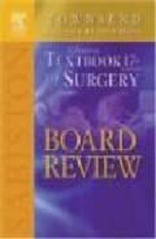Descargando libros en ipod SABINSTON TEXTBOOK OF SURGERY BOARD REVIEW 4E (4TH ED.)  9780721604831