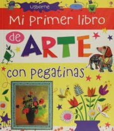 Inmaswan.es Mi Primer Libro Arte Pega Image