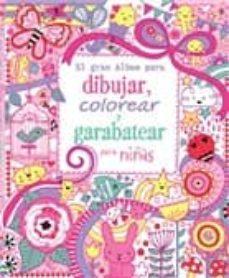 Inmaswan.es Gran Album Dibujar Colorear Niñas Image
