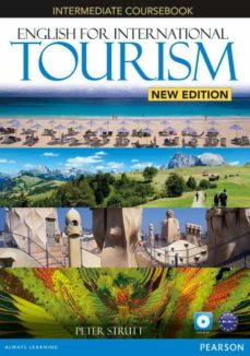 Google descargas de libros gratis ENGLISH FOR INTERNATIONAL TOURISM INTERMEDIATE NEW EDITION COURSEBOOK WITH DVD-ROM